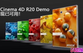 C4DR20插件兼容性测试中!