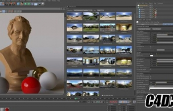 GSG HDRI Studio Rig 2.142+HDRI Packs【含中文安装教程】